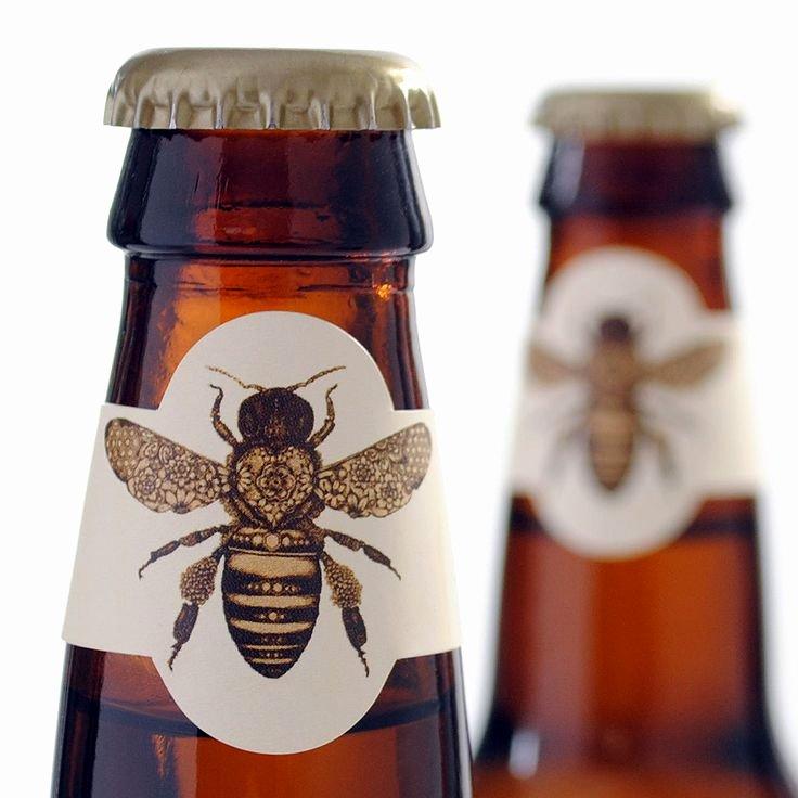 12 Best Bottle Neck Labels Images On Pinterest