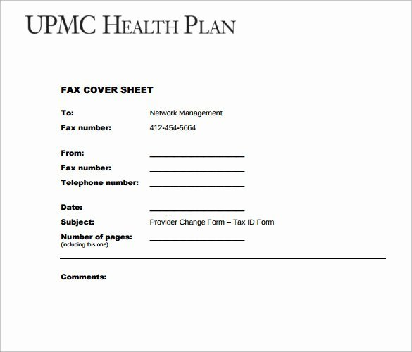 13 Sample Confidential Fax Cover Sheets