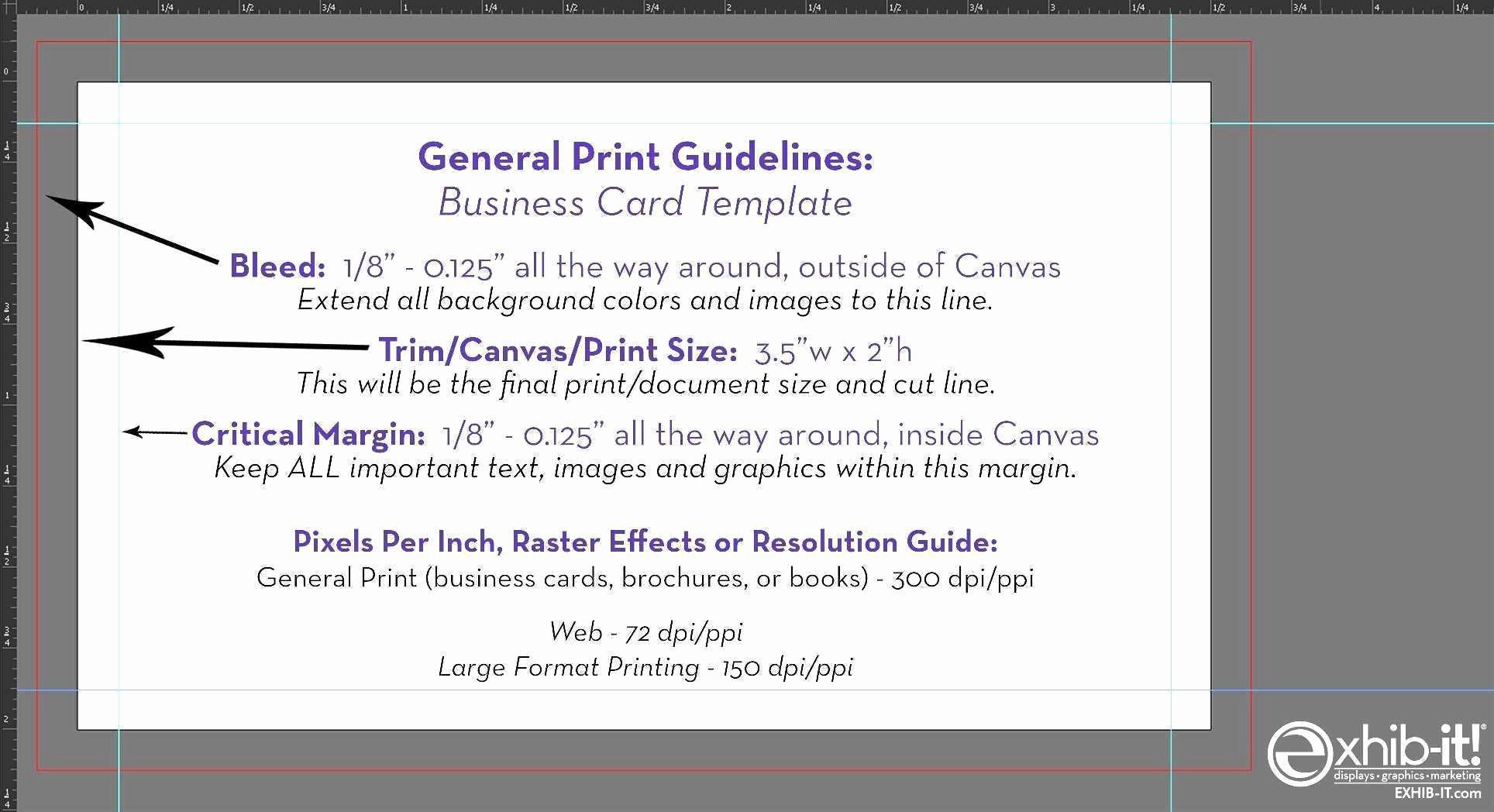 15 Elegant Vista Print Business Card Template