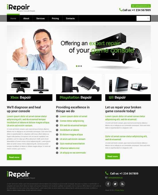 150 Best Premium Website Templates 2018 Freshdesignweb