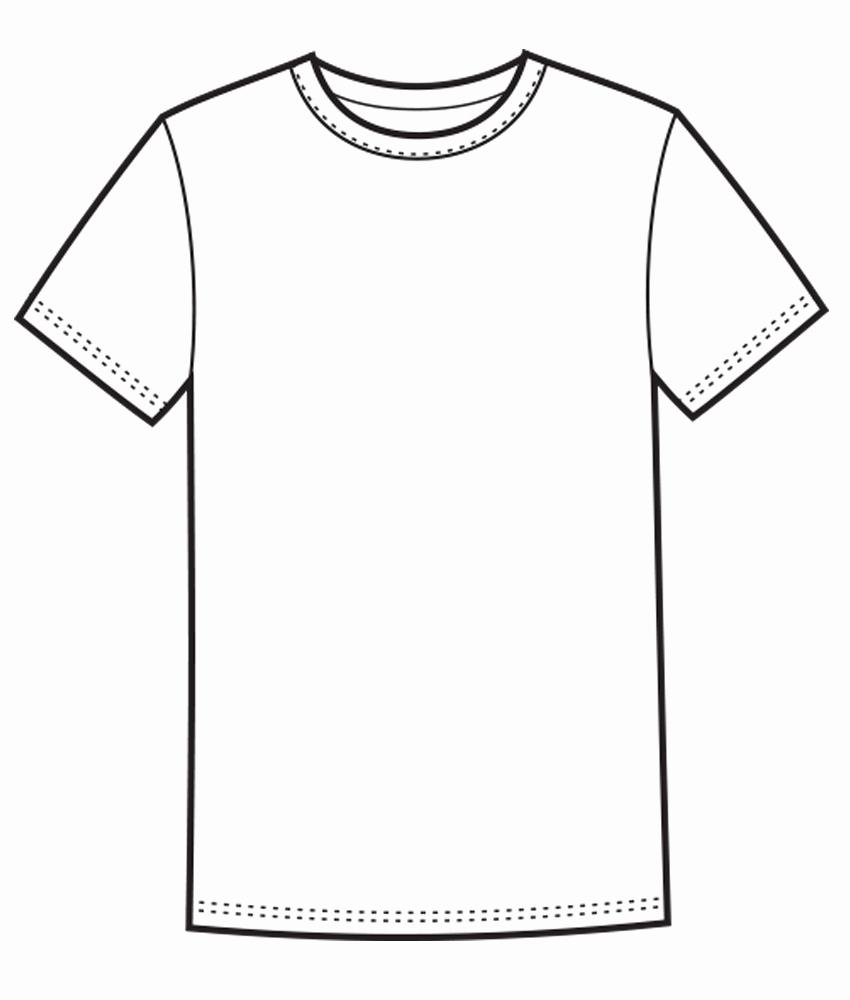 16 White T Shirt Template Psd White T Shirt