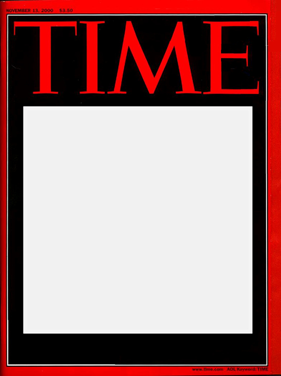 18 Blank Magazine Cover Design Make Your Own