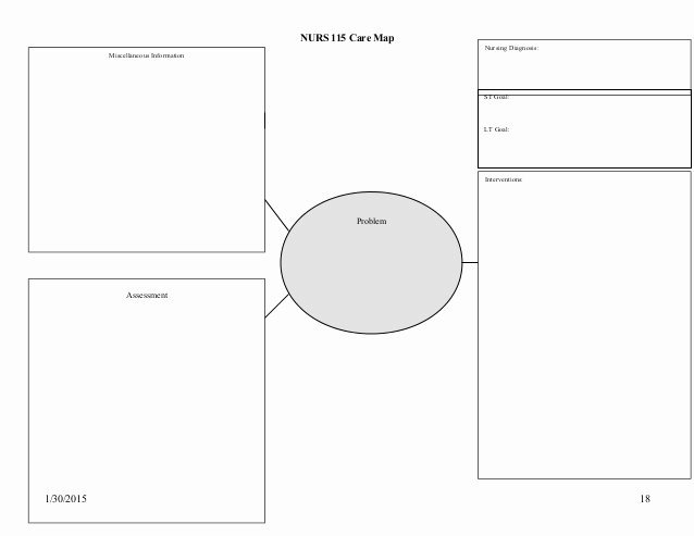 21 Of ati Concept Map Template