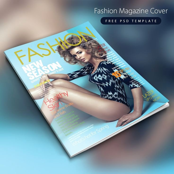 25 Best Magazine Cover Page Ideas On Pinterest