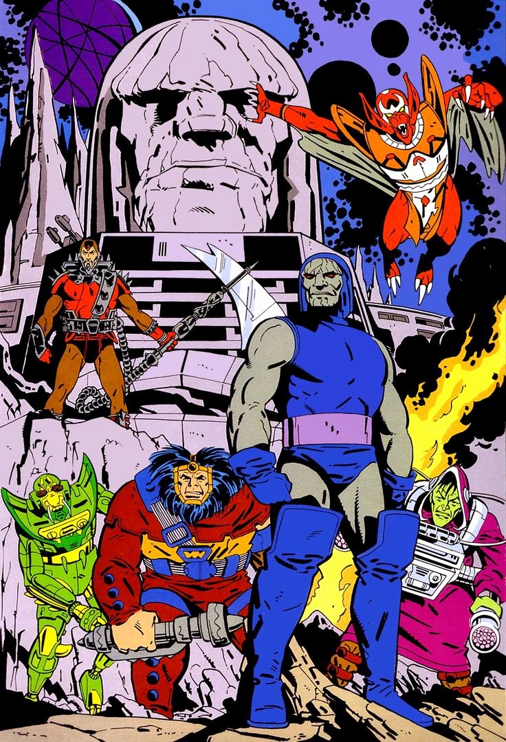 33 Best Images About Darkseid On Pinterest
