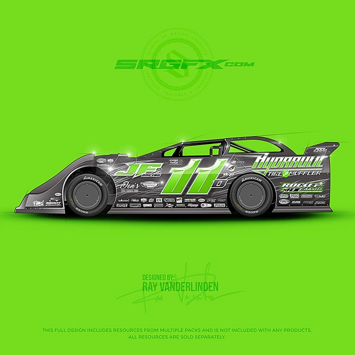 358 Dirt Modified Templates to Pin On Pinterest