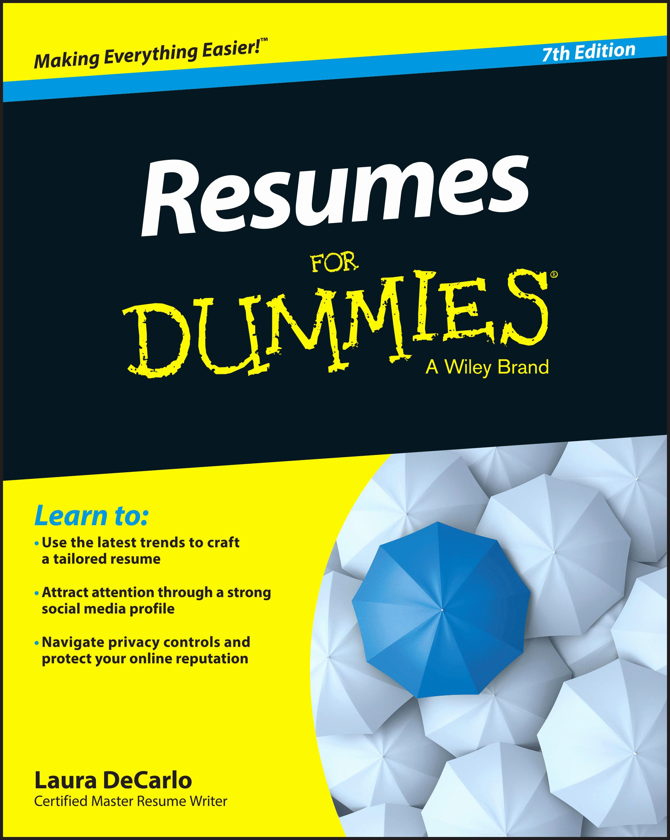 6 Resume for Dummies Pdf