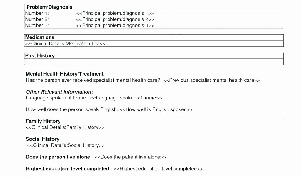 7 Sample Physical therapy Evaluation Templates to Download