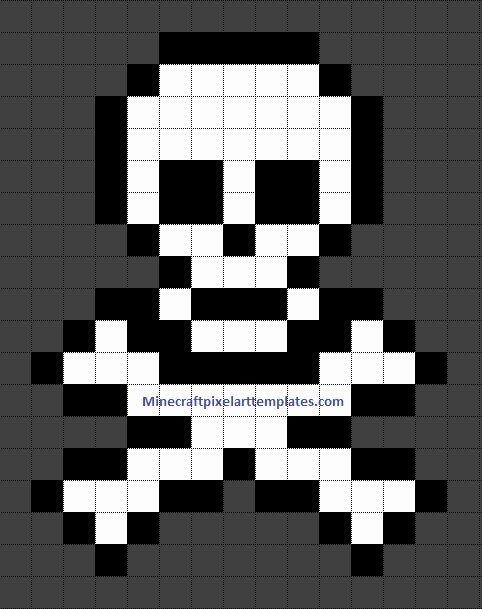 717 Besten Minecraft Pixel Art Ideas Bilder Auf Pinterest