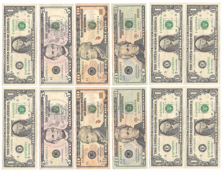 8 Best Of Fake Play Money Printable Free