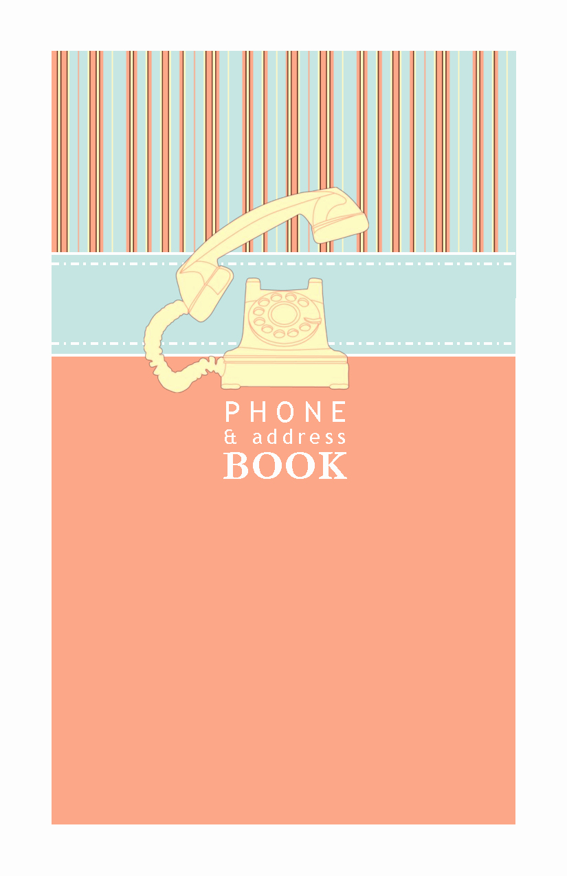 8 Best Of Phone Book Printable Printable Phone