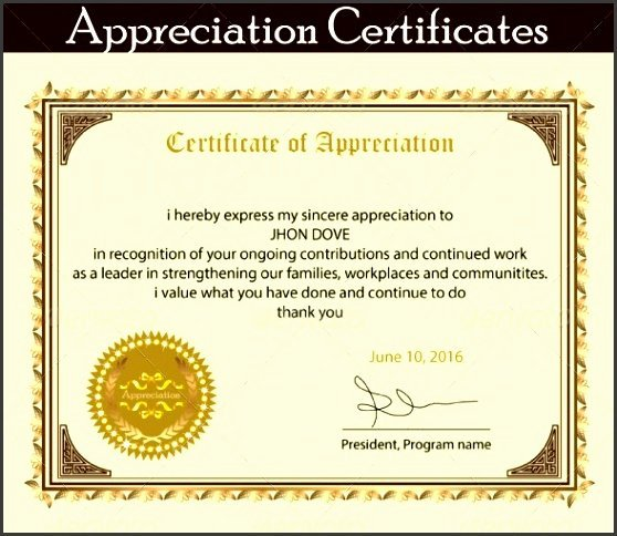 picture relating to Free Printable Veterans Certificate of Appreciation named 8 Least complicated Of Veterans Certification Appreciation Latter Instance