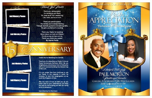 9 Best Of Sample Church Flyer Templates Pastor