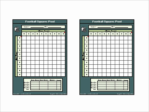 9 Printable Football Templates