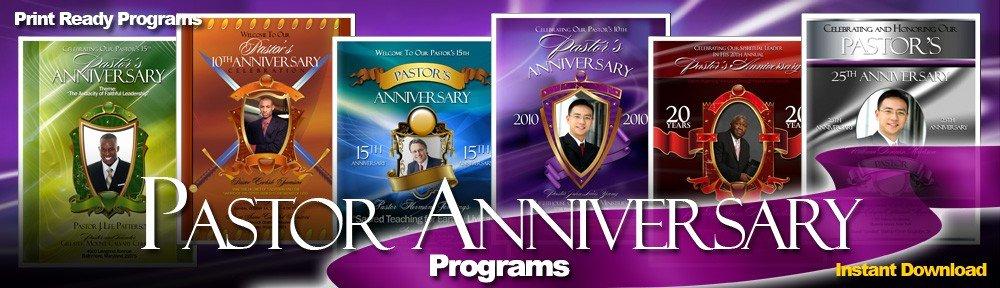 Abundant Pastor Anniversary Program