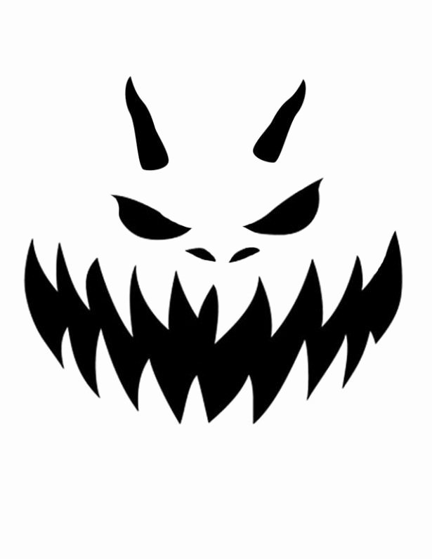 picture regarding Printable Pumpkin Template known as Wonderful and Wonderful Printable Pumpkin Carving Stencil Intimidating