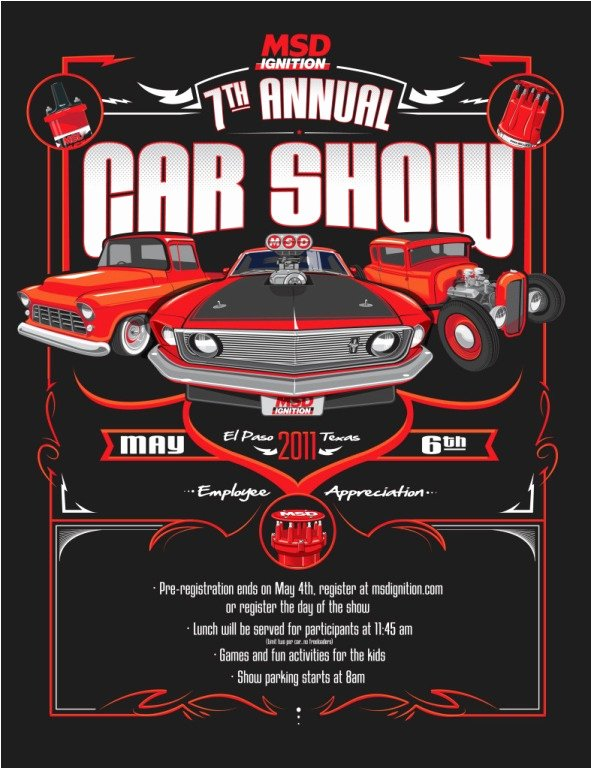 Bangshift Up Ing Show Alert the 7th Annual Msd Car