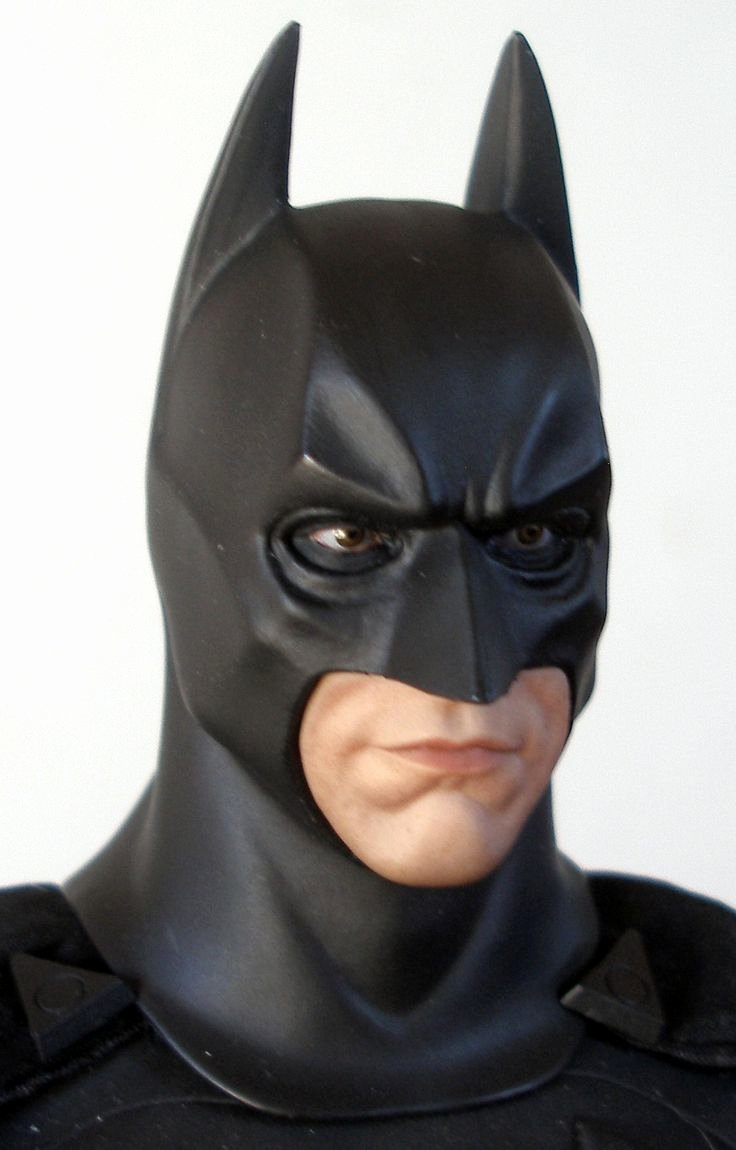 Batman Cowl to Pin On Pinterest Pinsdaddy