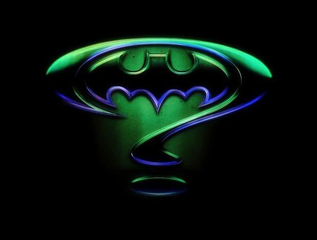 Batman Joker Logo Question Mark Clipart & Vector Design