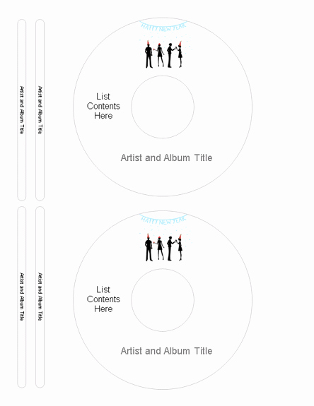 Best S Of Cd Label Template Word Free Cd Label