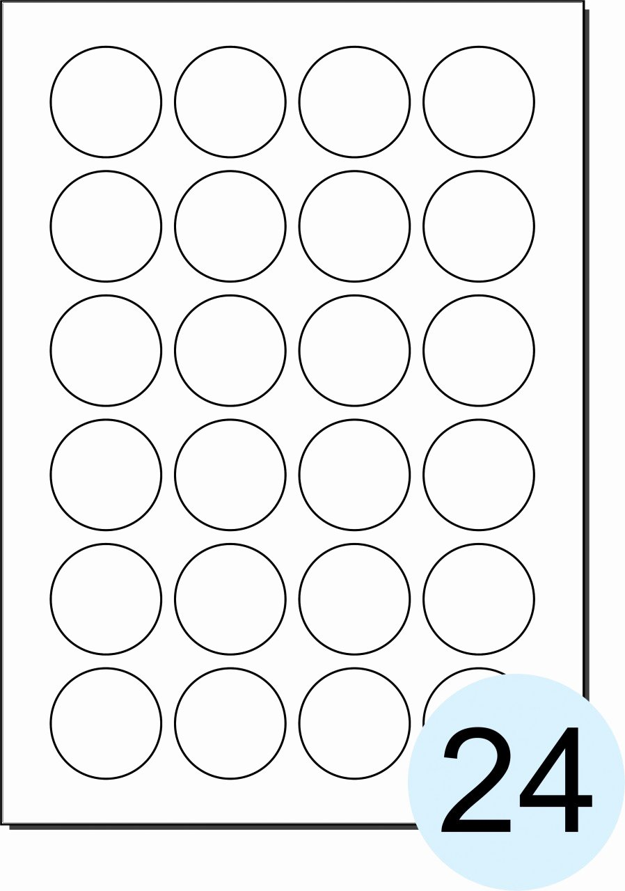 Best S Of Polaroid Round Adhesive Labels Template 2