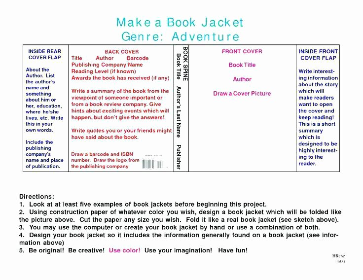 Book Jacket Template Image Collections Template Design Ideas