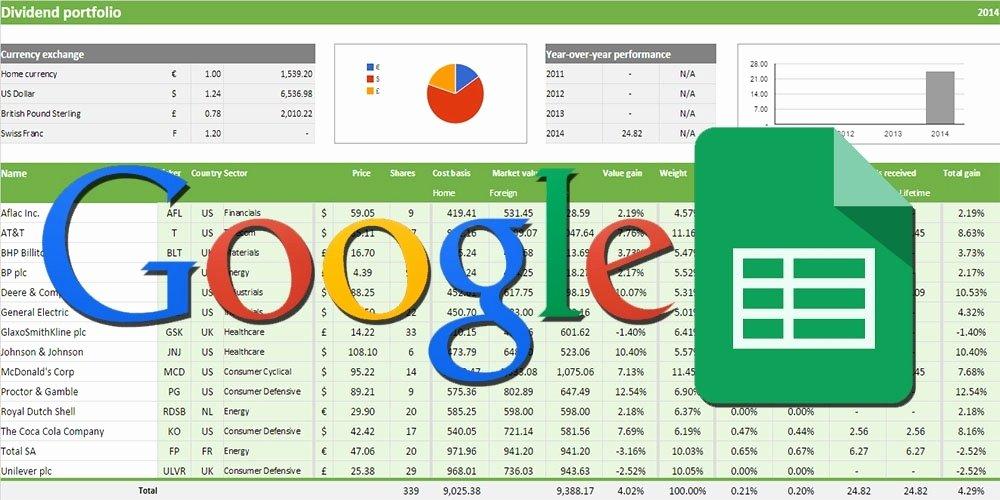 Bud Template Google Sheets Beepmunk
