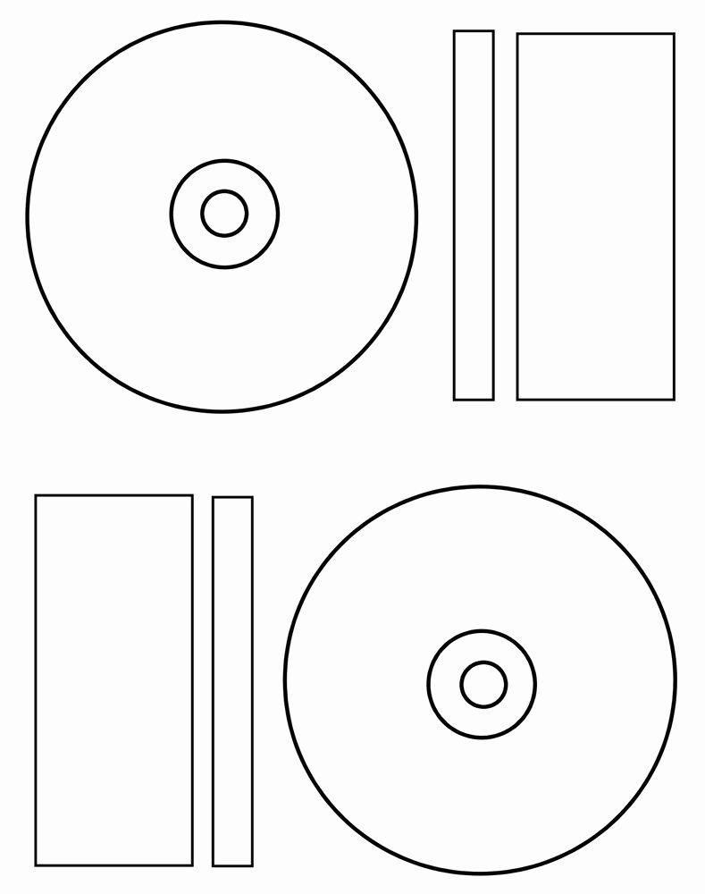 Cd Dvd Labels Memorex Matte Full 1000 Qty