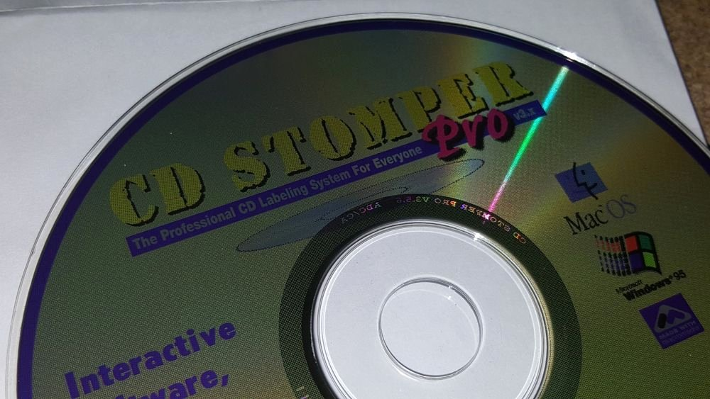 Cd Stomper Pro Cd Dvd Design software Templates Clipart