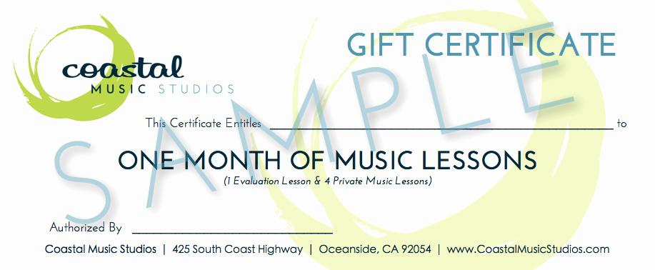 Coastal Music Studios
