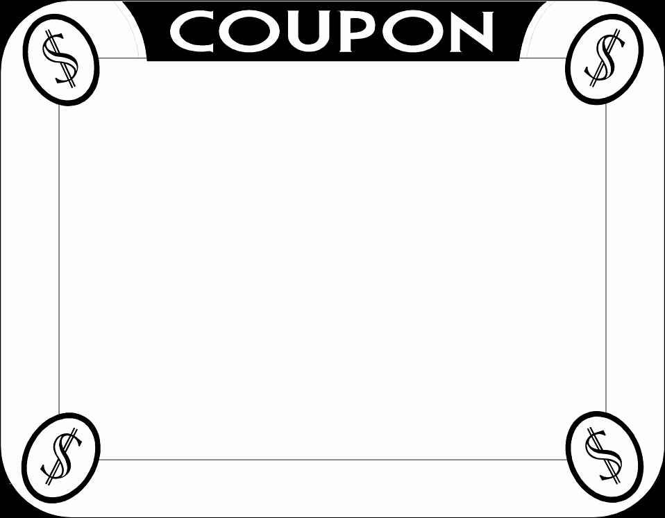 Coupon Free Stock
