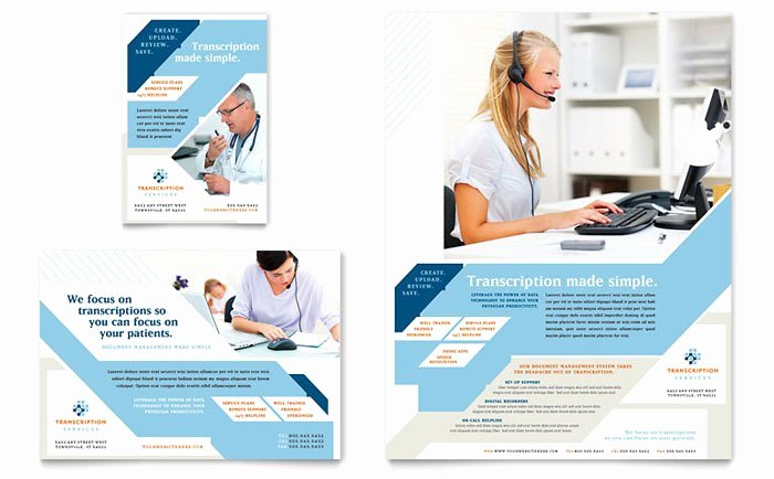 Create Half Page Flyers & Quarter Page Flyers