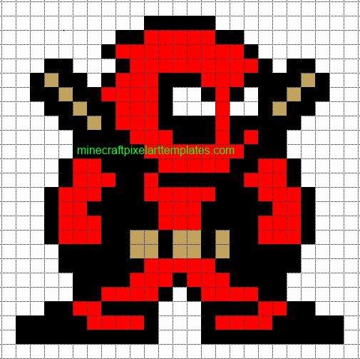 Deadpool Minecraft Pinterest