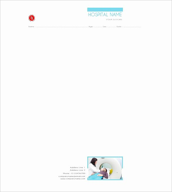 Doctor Prescription Template – 16 Free Word Pdf
