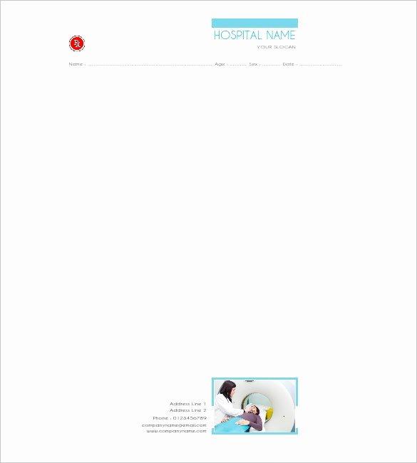 Doctor Prescription Template – 16 Free Word Pdf
