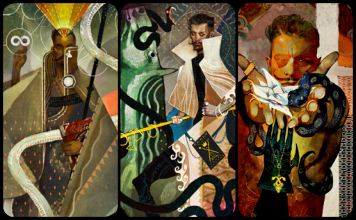 Dragon Age Tarot
