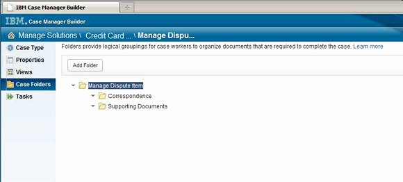 使用行业模板实现高级案例管理,第 1 部分 介绍 Ibm Case Manager 的 Credit Card