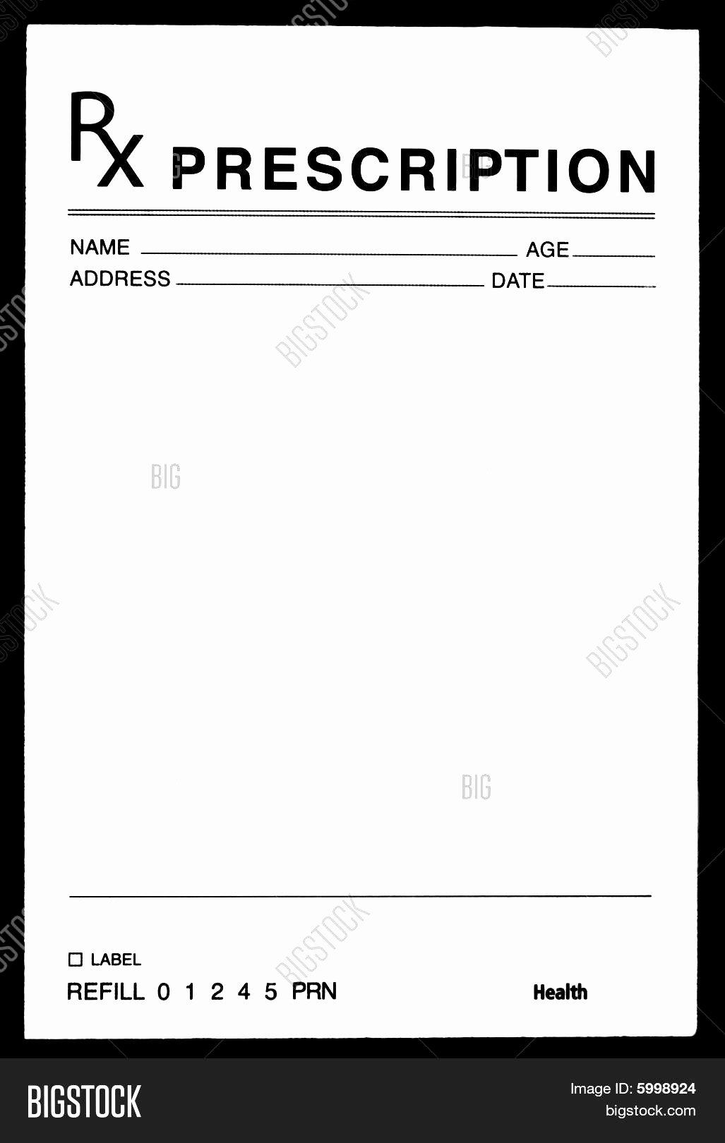 Fake Prescription Template Filename