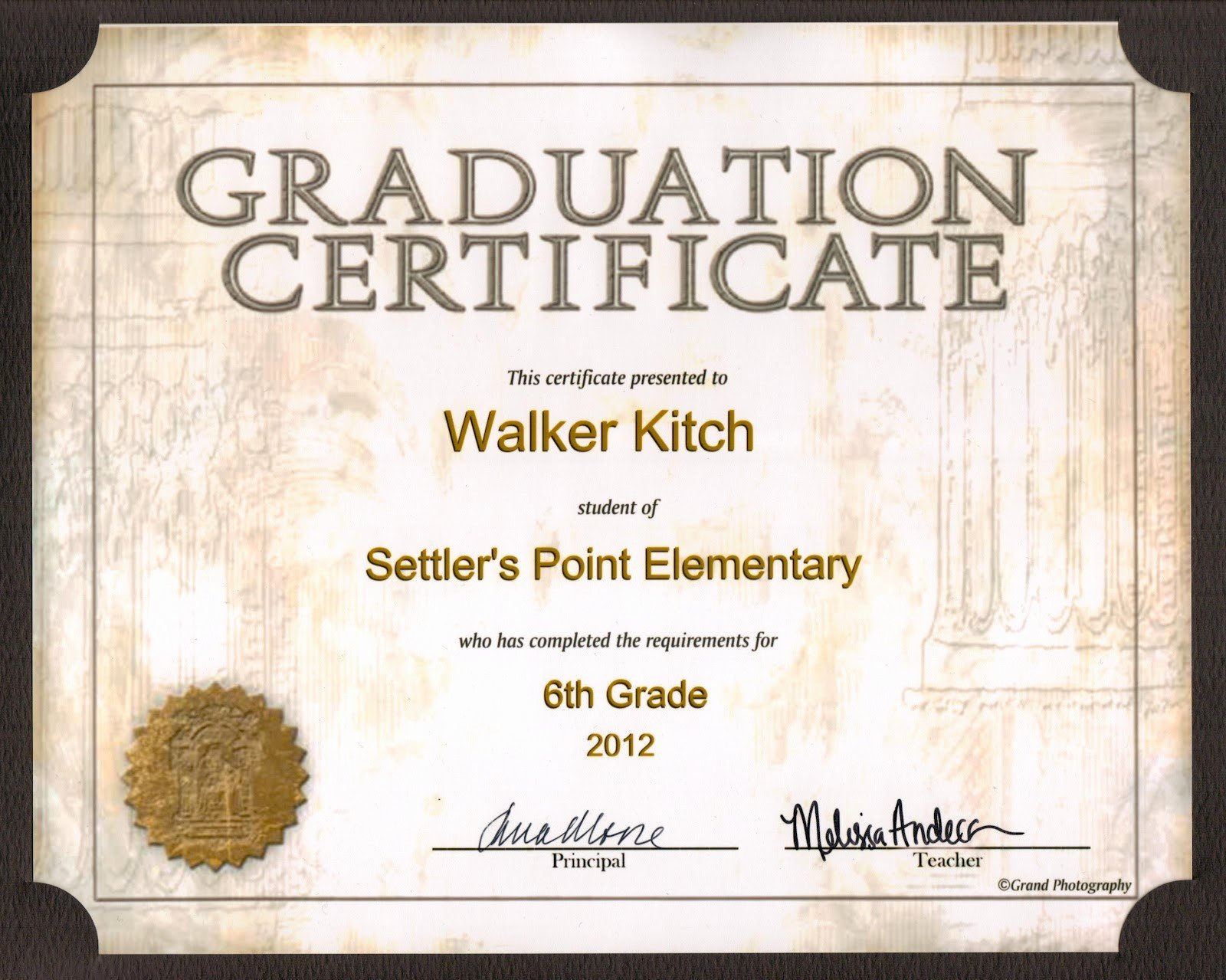 Ficer Promotion Certificate Template Awesome College