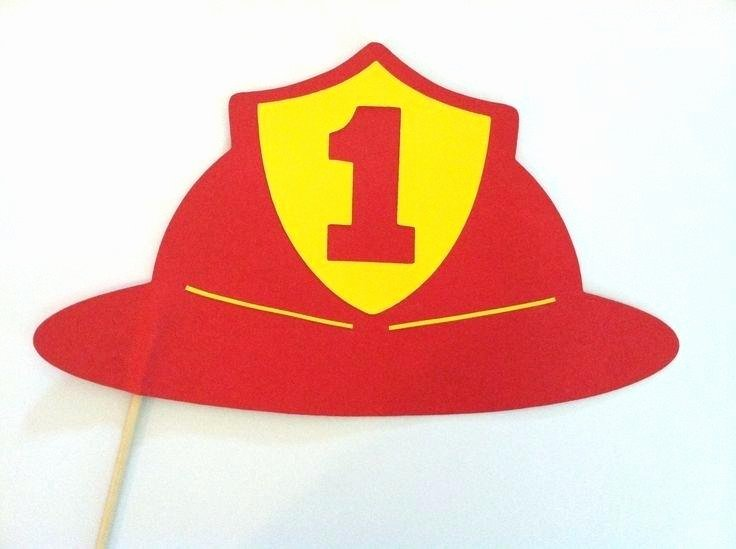 Firefighter Hats Craft – Foodflash