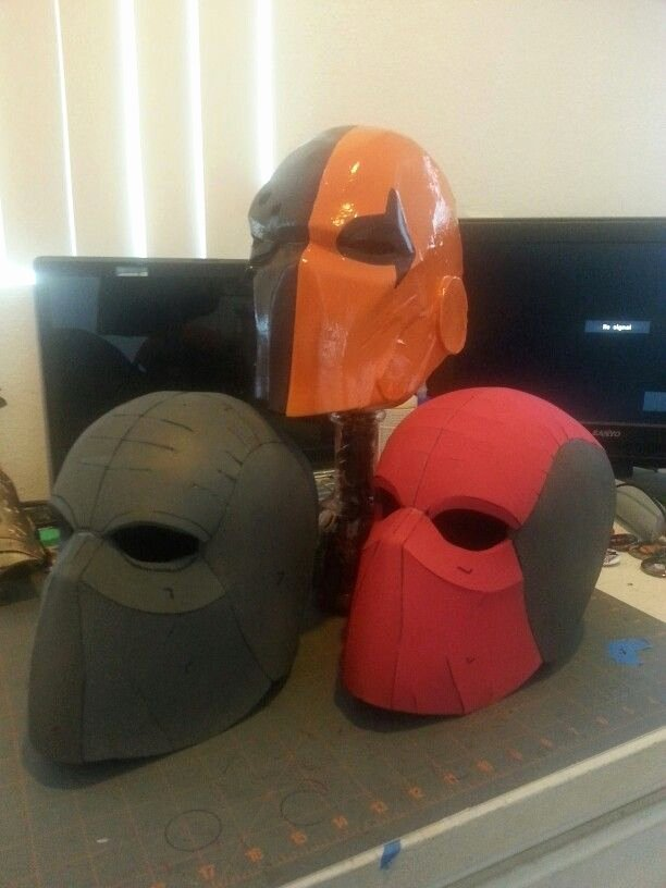 Foam Helmet Build Cosplay