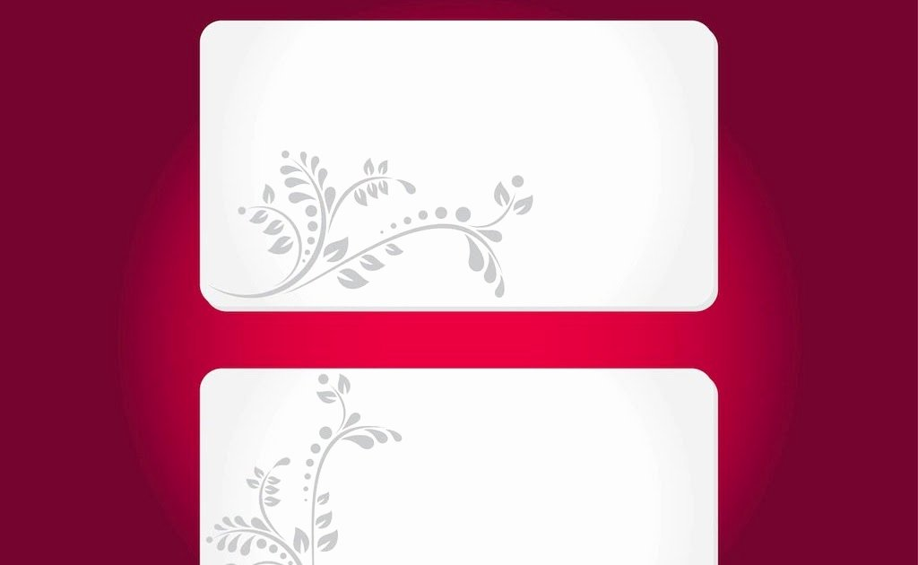 Free Business Cards Templates to Print