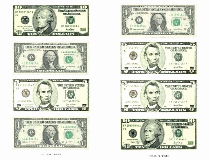 Free Custom Fake Money Template Play with Regard to