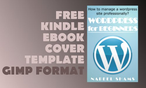 Free Kindle Book Covers Template 2