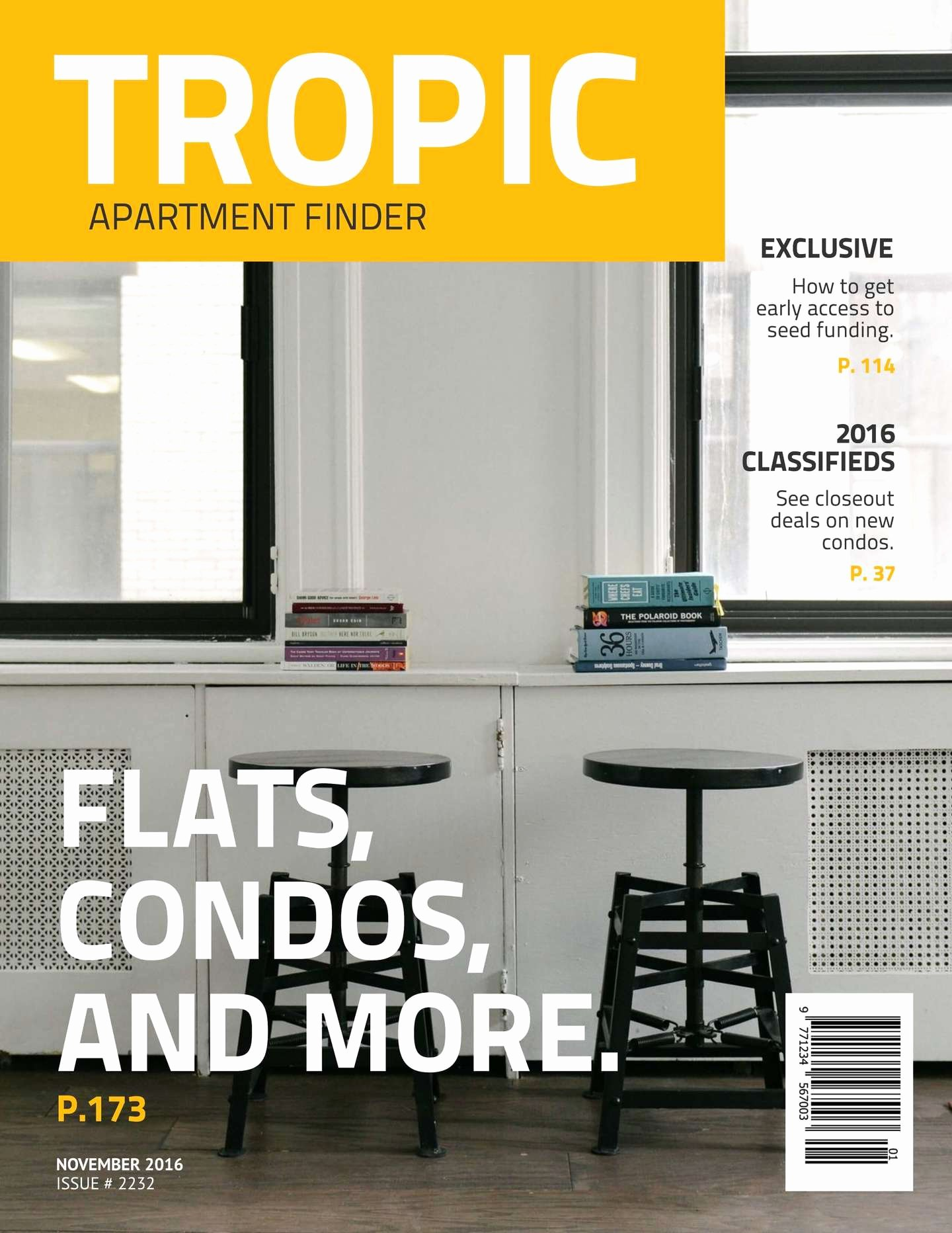 Free Magazine Templates & Cover Layouts [14 Free Templates]