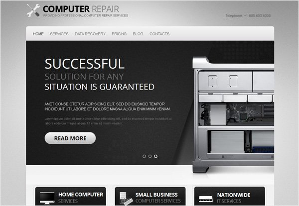Giveaway 3 Stunning Motocms HTML Templates for Free