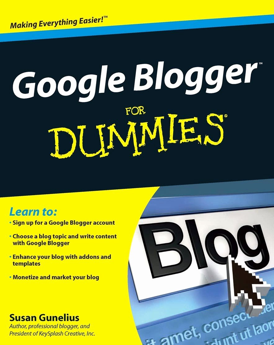 Google Blogger for Dummies Free Download