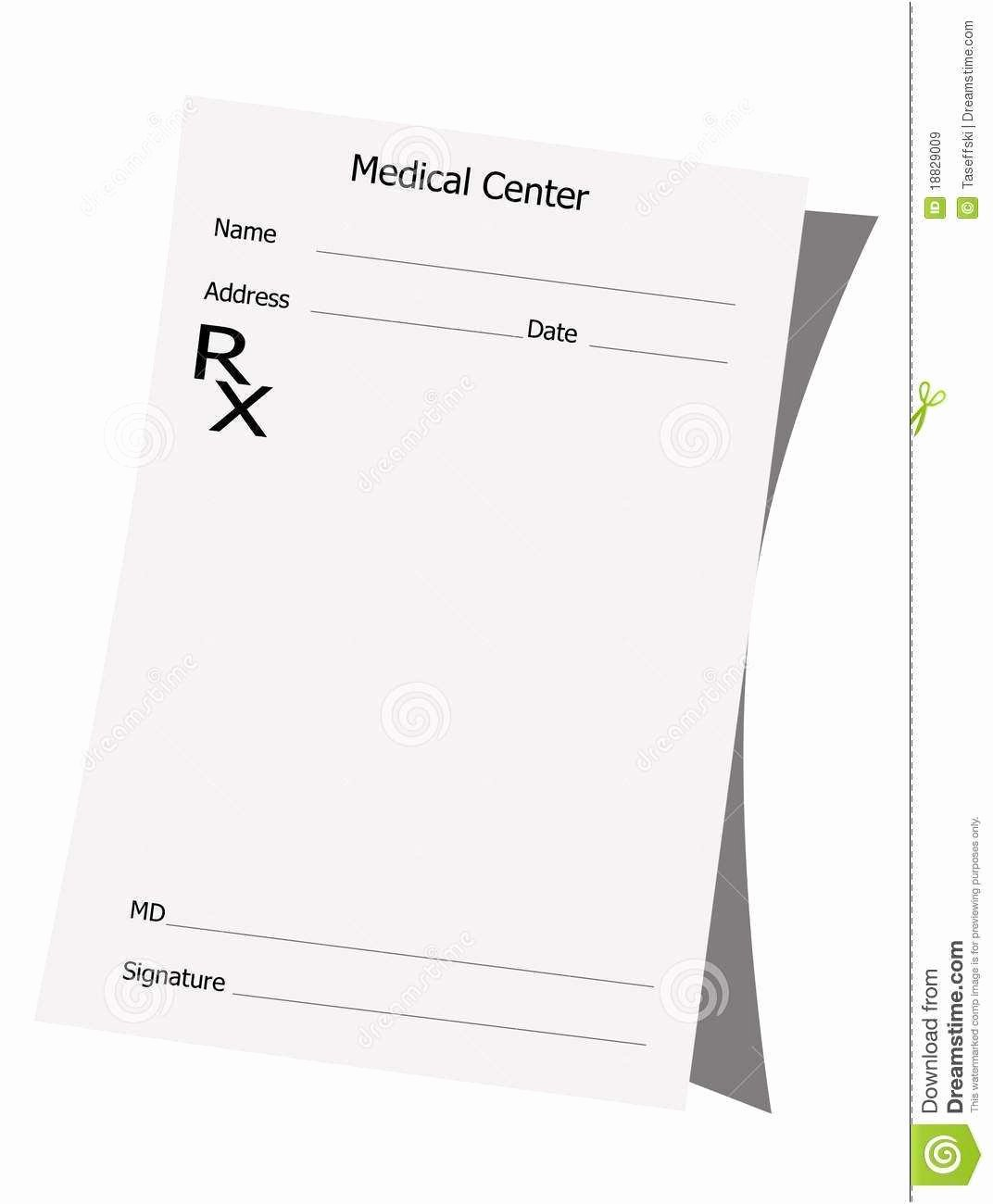 Inspirational Prescription Label Template Microsoft Word