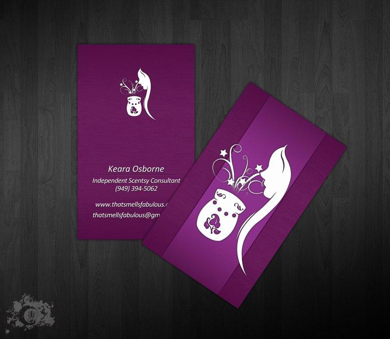 Keara Scentsy Business Card by Jestrenytemare On Deviantart