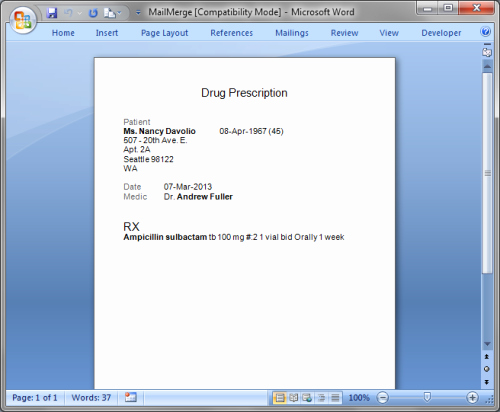 List Of Synonyms and Antonyms Of the Word Prescription